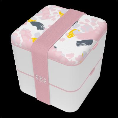 Lunchbox MB Original Quadrat | Abstract