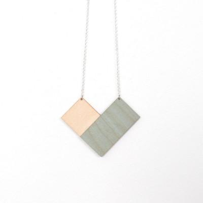 Snug. geometric square   Mint