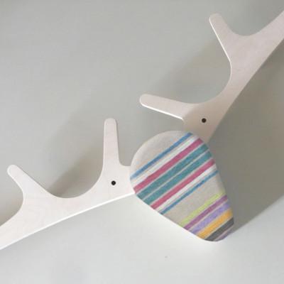 Doppler Kleiderbügel | Streifen