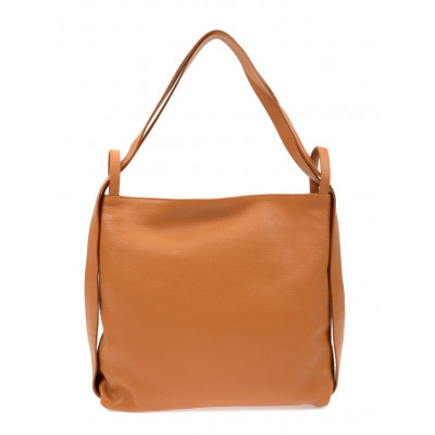 Handbag IR 1604   Cognac