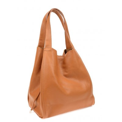 Handbag IR 1609 | Cognac