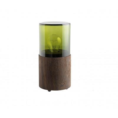 Lantern | Dark Oak/Green