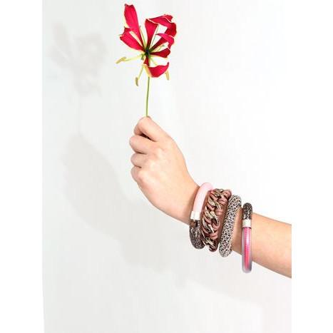 Pixie Bracelet White