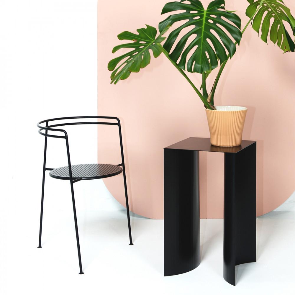 Side Table Arc | Black