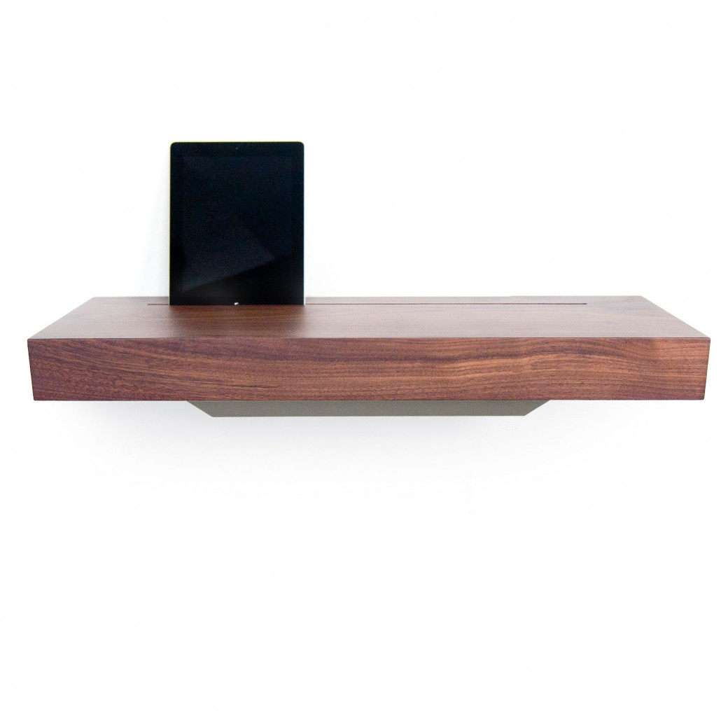 Stage Interactive Shelf | Walnut