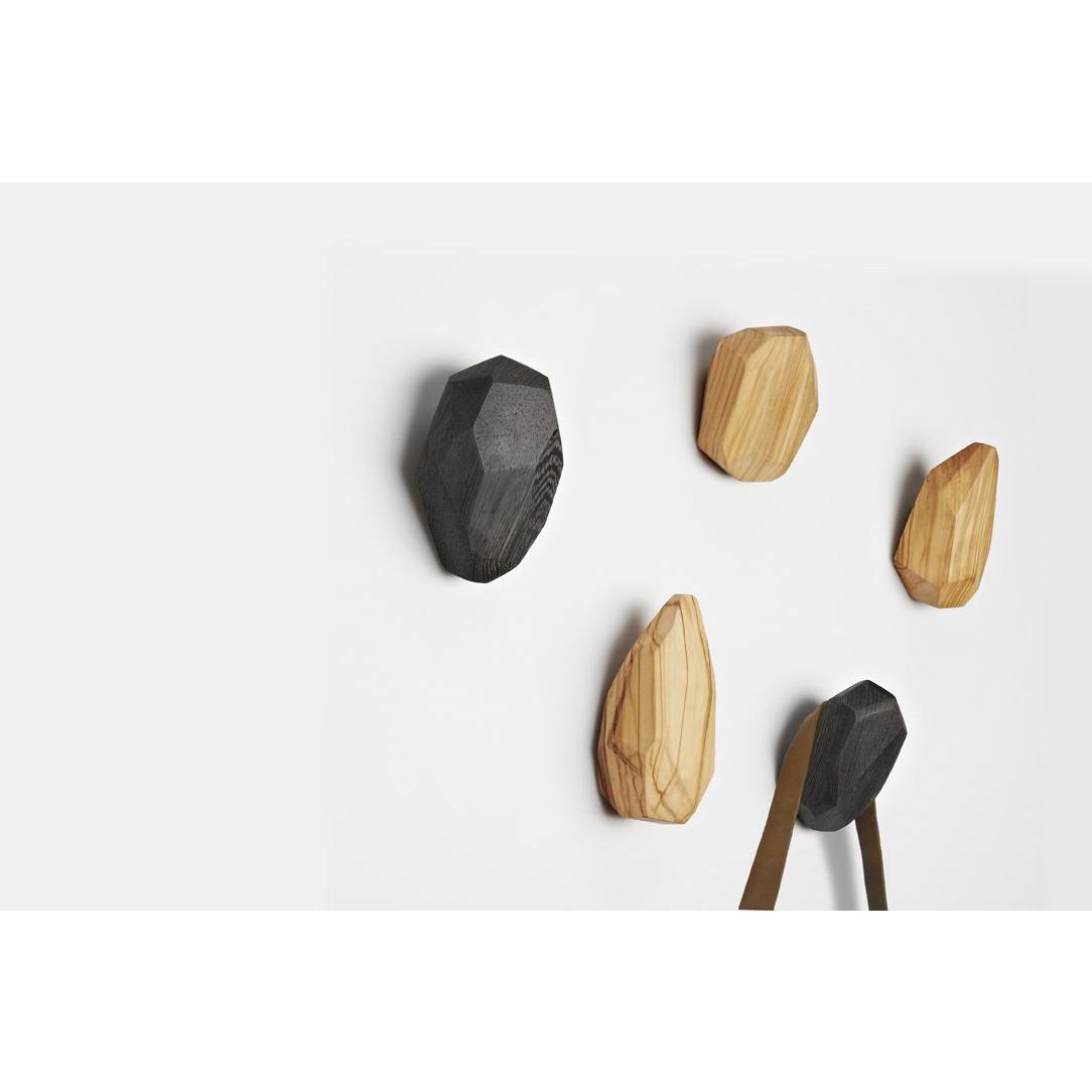 Stone Wood Coat Hanger Natural