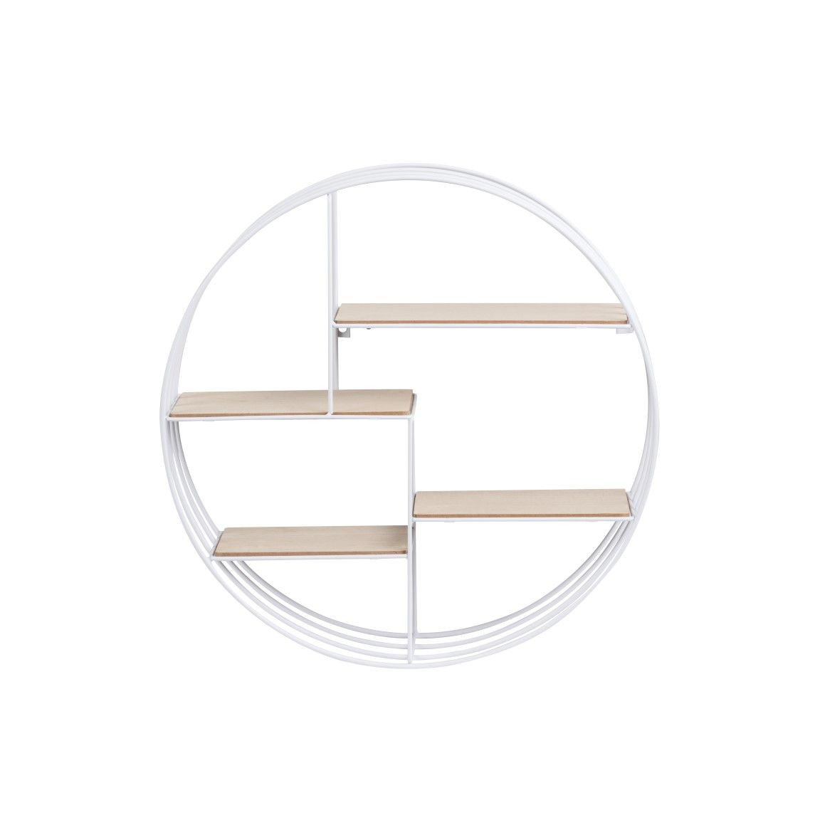 Wall Unit System Stef | White