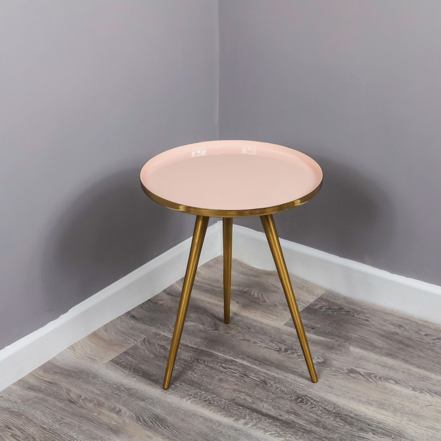 Side Table | Pink