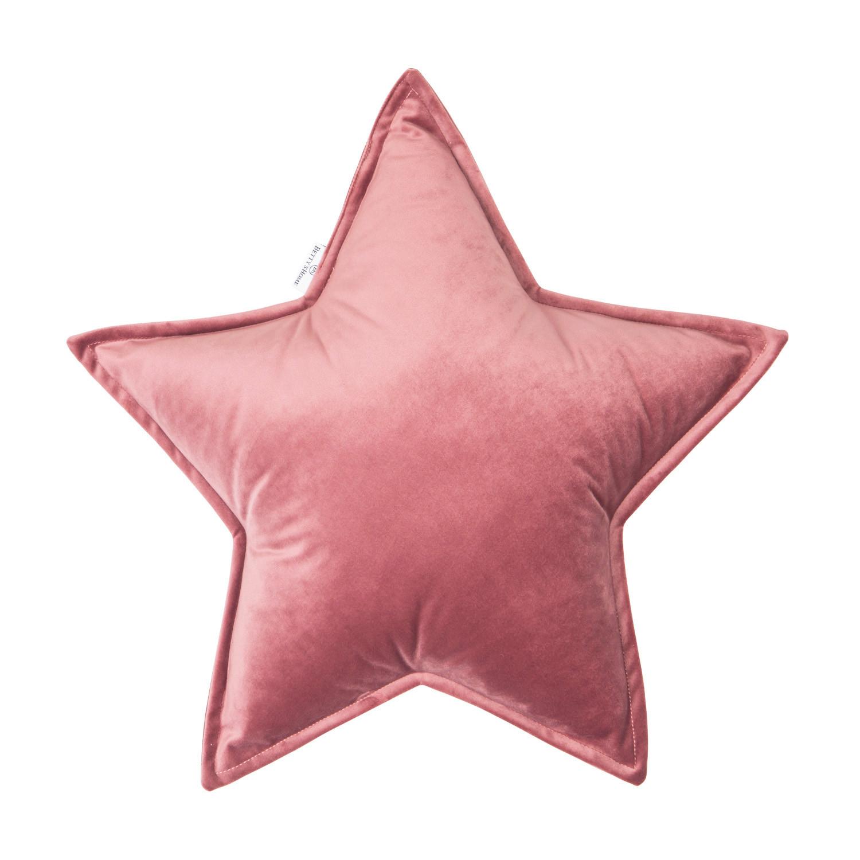 Cushion Little Star Velvet | Heather