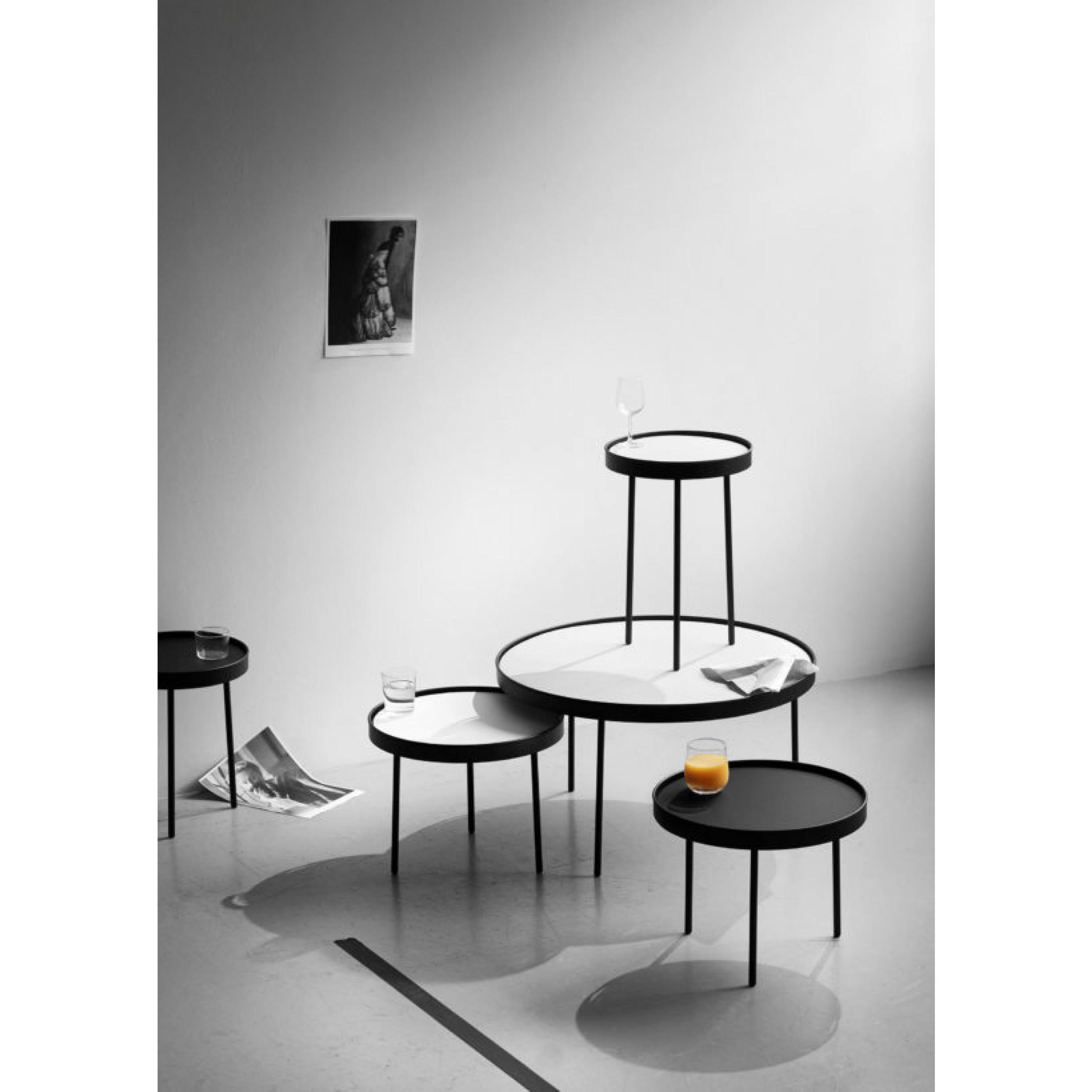 Coffee Table Stilk Medium | Black