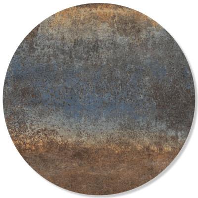 Magnetische Aufkleber Ferro | Stahlblau