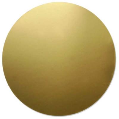 Magnetische Aufkleber Uni | Gold