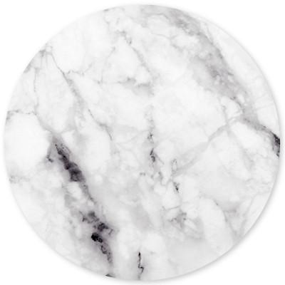 Magnetische Aufkleber Marmor | Weiß