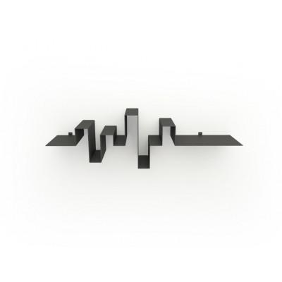 Regal Storylines Single | Dunkelgrau