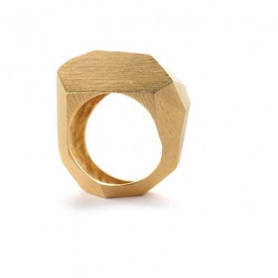 Ring Rock Gold