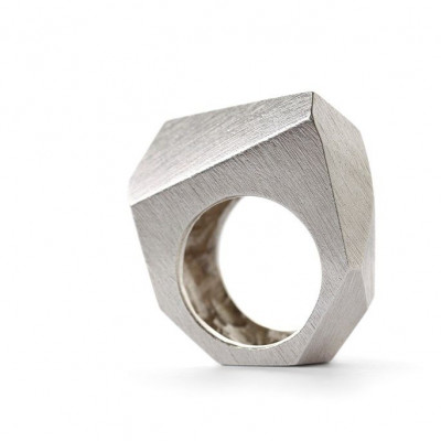 Ring Rock Silver