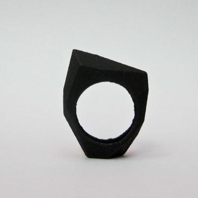 Ring LR Full Small -Black