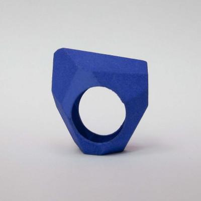 Ring LR Full Big -Blue