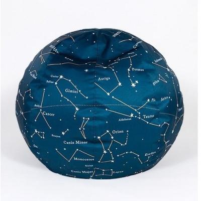 Pouf Star Globe