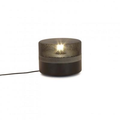 Steel Drop Kleine Lampe | Jet Black