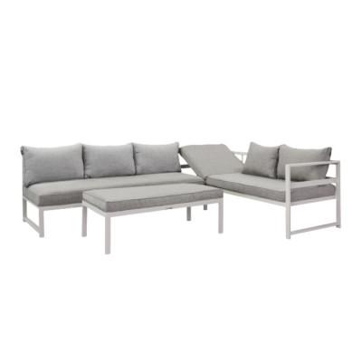 Lounge-Set Stijn   Clay + Gratis-Schutzhülle