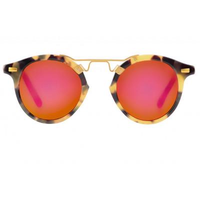 St. Louis Sunglasses   Audubon Pink