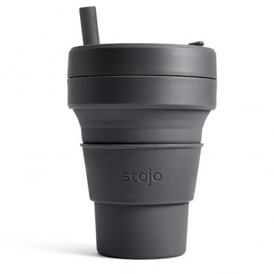 Zusammenklappbarer Becher 24 oz / 710 ml | Carbon