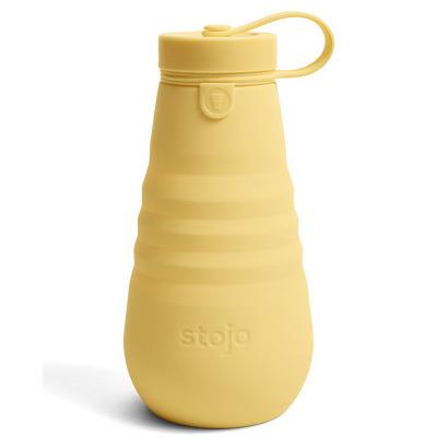Faltbare Trinkflasche Titan | 590 ml Mimosa