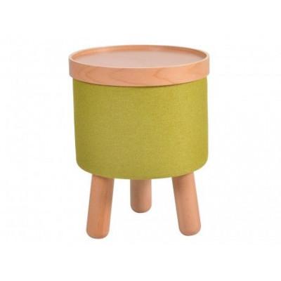 Stuhlmolde mit herausnehmbarem Tablett klein | Grün
