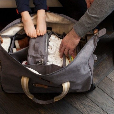 Cabin Carry-on | Grey