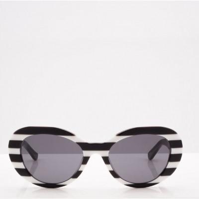Sonnenbrille Unisex Beverly | Streifen