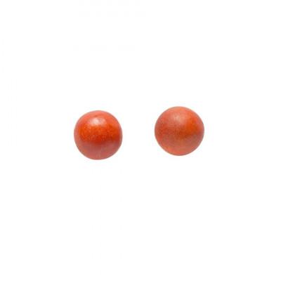 Ohrstecker   Mandarine