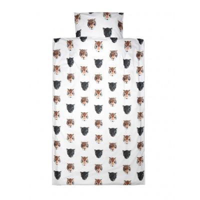 Einzelbett-Deckenbezug | Panthera