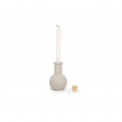 Candle Holder It's All About the Chemistry   Round Bottom Flask