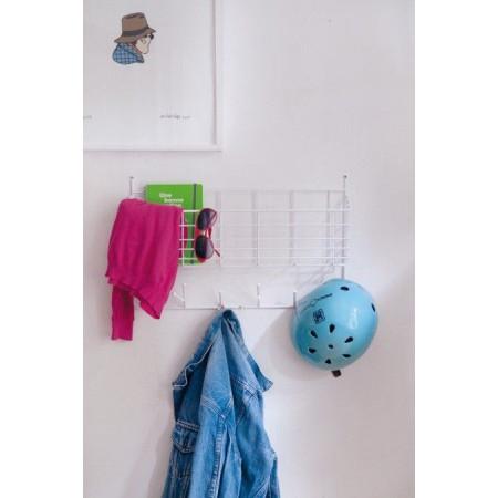 Mitten Shelf | White