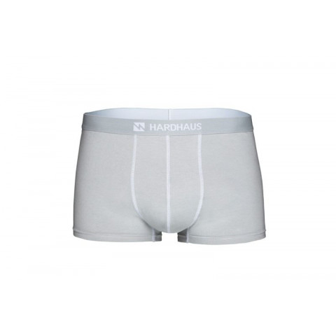 Boxershorts Set/2   Weiß/Royal Blau & Staple Grau