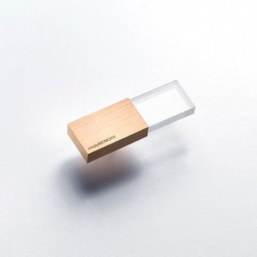 Empty Memory 8GB Transparency   Rose Gold