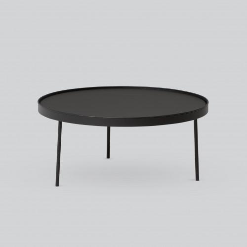 Coffee Table Stilk Large   Black