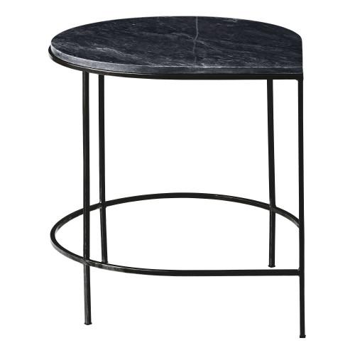 Stilla Side Table   Marble