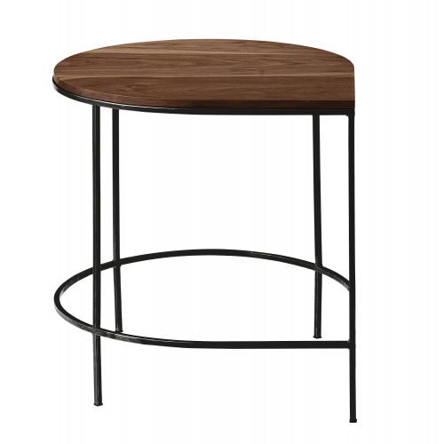 Stilla Side Table | Walnut