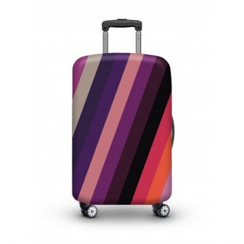 Luggage Cover | Stripes