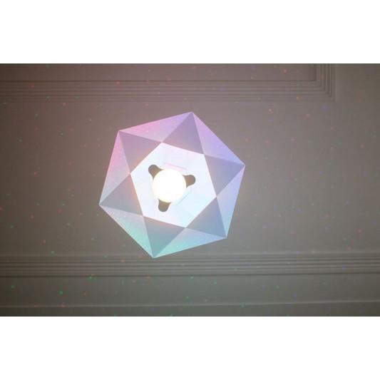 Diamant-Lampe