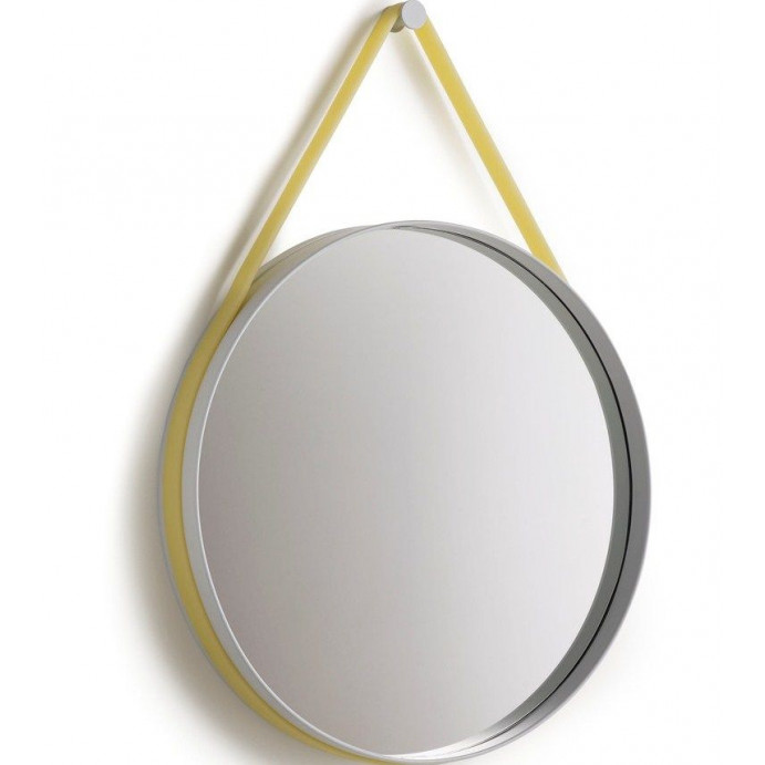 Strap Spiegel Geel