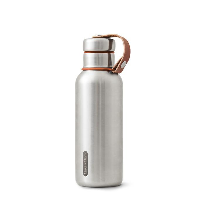 Isolierte Wasserflasche Medium   Orange