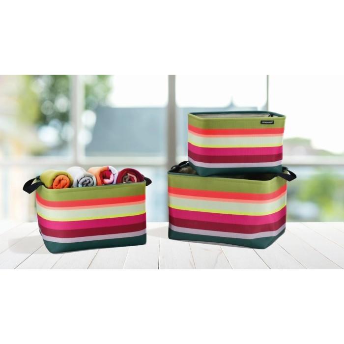 Set of 3 Storage Baskets | Aura