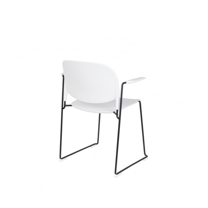 Stuhl Stacks - 4er Set | Weiß