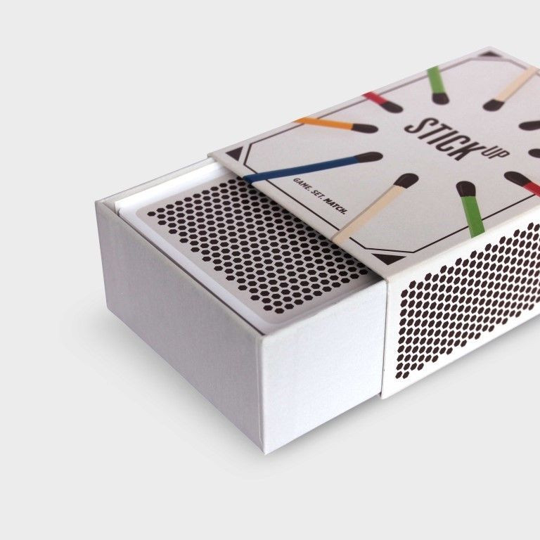Matchbox StickUp
