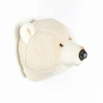 Weißer Bär Trophäe Basilikum