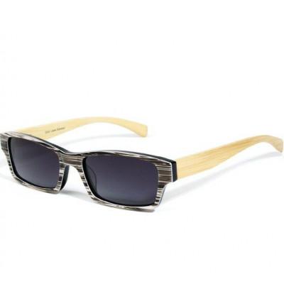 Gestreifte Eco Unit.T-Sonnenbrille