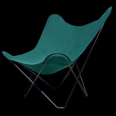 Outdoor Butterfly Chair Sunbrella | Forest Green